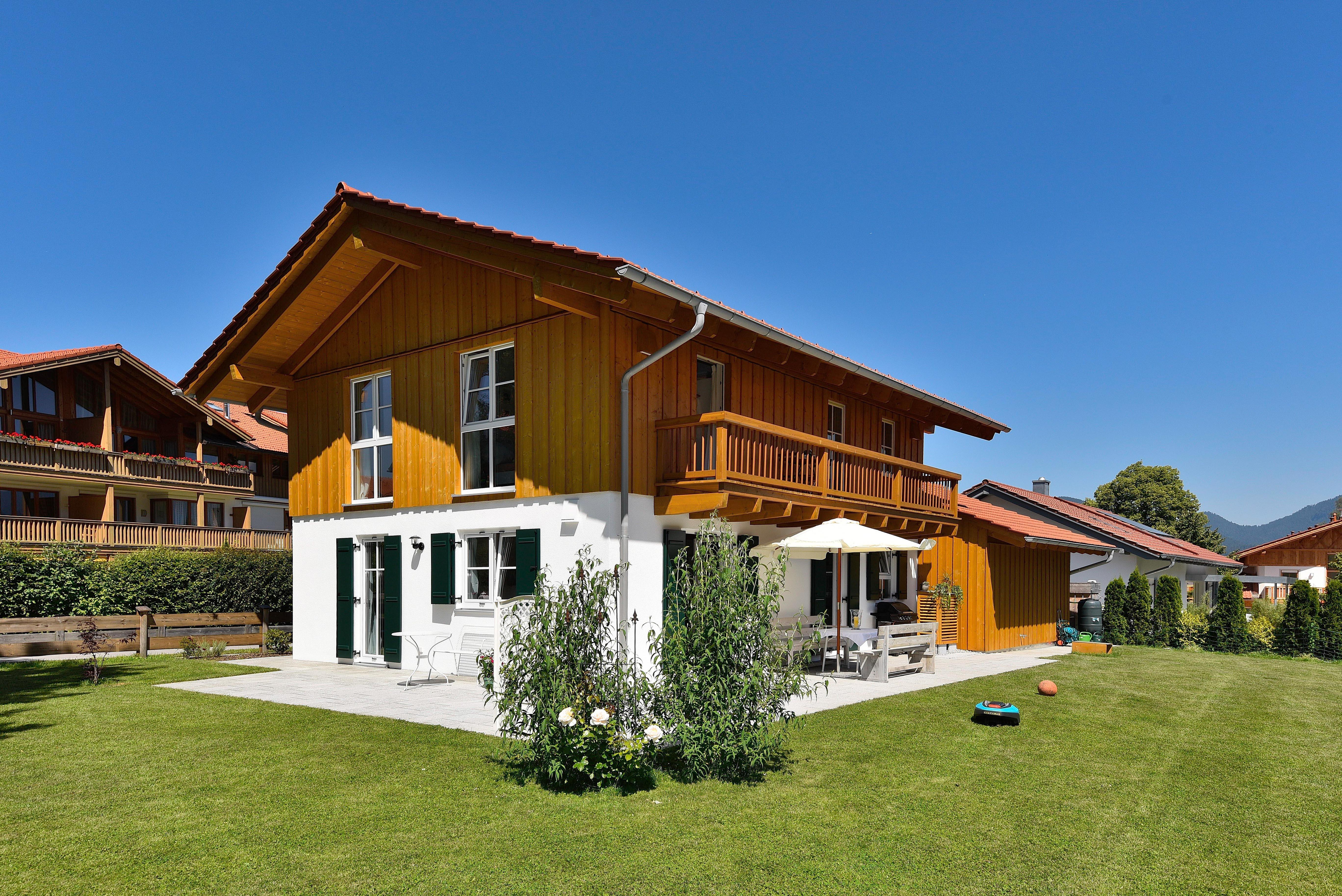 Einfamilienhaus am Tegernsee