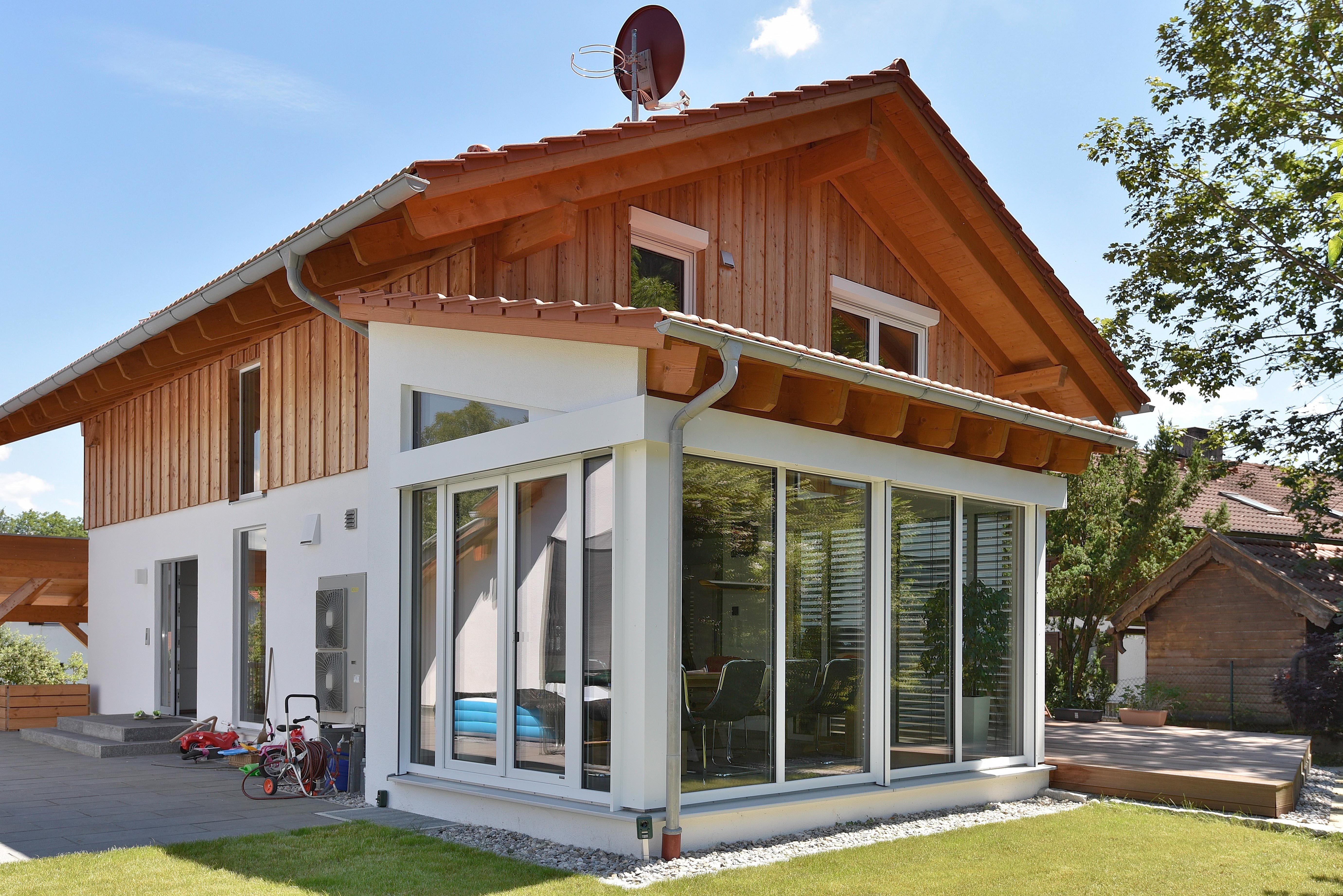 Einfamilienhaus in Eurasburg