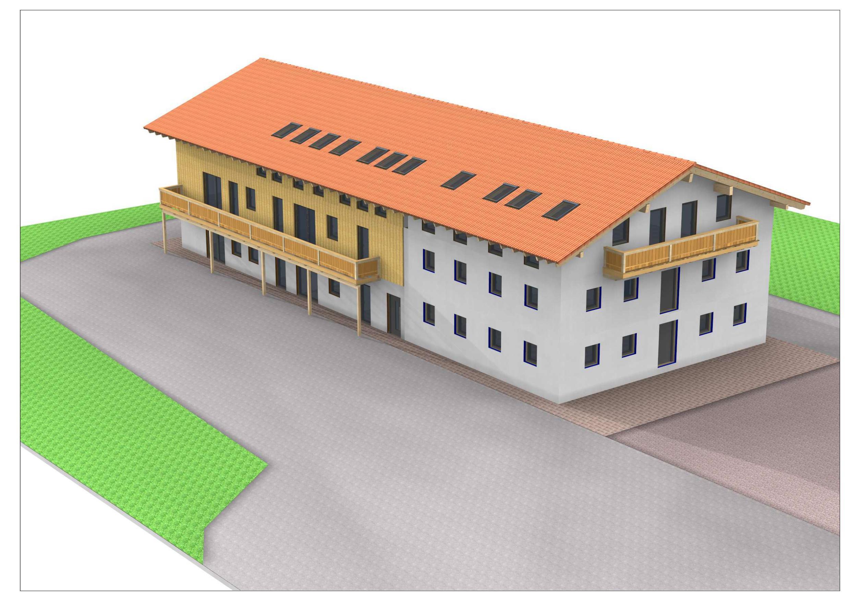 3D Wohungsbau 20003000 Pic 2